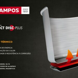 Panela c/asas - Low cost A/ID ind