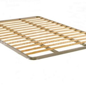 Estrado Metálico com ripas madeira