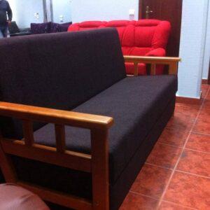 Sofá cama 3 lugares Belga