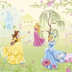 Papel Parede Princess Garden 1-417