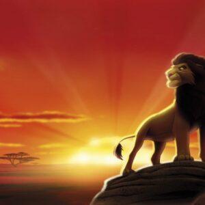 Papel Parede The Lion King 1-418