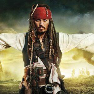 Papel Parede Pirates & Pistols 1-419