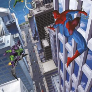 Papel Parede Spider-Man and Villains 4-433