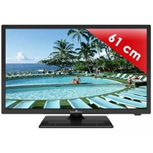 Smart Tech LE-2419D HD LED TV with Digital Tuner