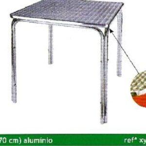 Mesa em Aluminio XYT-006-70
