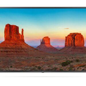 TV LED LG 4K Ultra HD 55'' 55UK6300