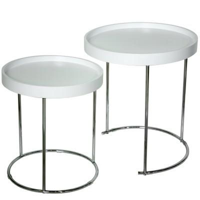 mesas de apoio