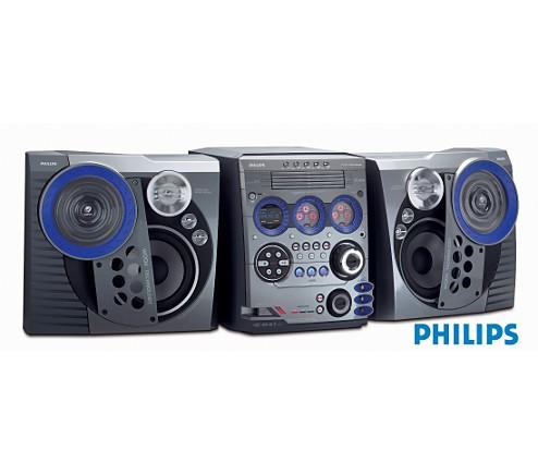 Sistema HI-FI Philips FW-777