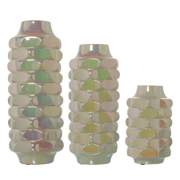 Jarros Ceramica Nacarada
