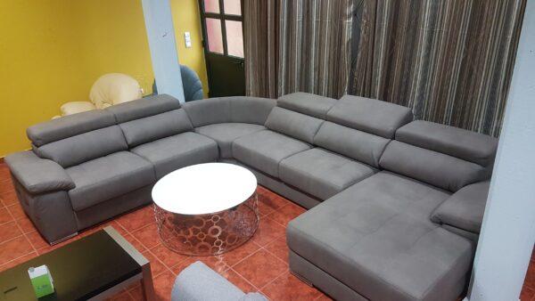 Sofá Canto Dubai c/chaiselongue