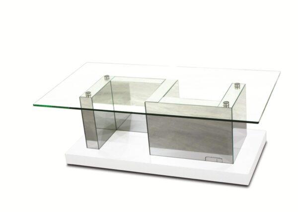 Mesa de Centro Matilde t/vidro