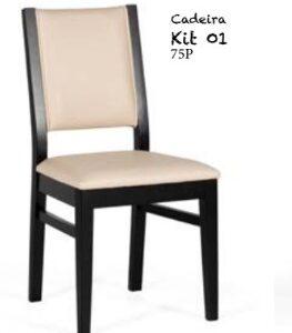 Cadeira Kit 01