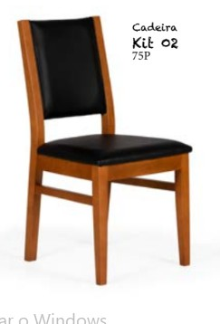 Cadeira Kit 02