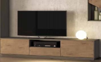 Movel tv 2 portas 1 Gaveta Sintraa 2
