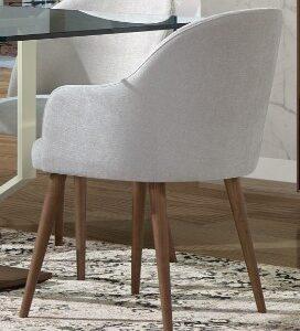 Cadeira Estofada com Apoios de Braços sintraa