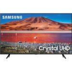 TV SAMSUNG UE43TU7005 (LED - 43'' - 109 cm - 4K Ultra HD - Smart TV)