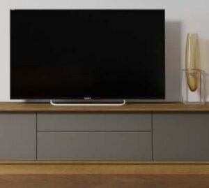 Móvel tv 2 portas e 2 gavetas