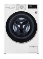 Máquina de Lavar e Secar Roupa LG F4DV5009S0W (6/9 kg - 1400 rpm - Branco)