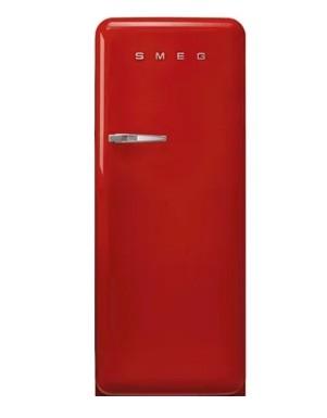 Frigorífico SMEG Anni 50 FAB28RRD5 (Estático - 150 cm - 270 L - Vermelho)