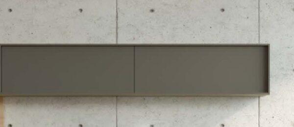 Alçado de parede Fénix com 2 portas elevaveis