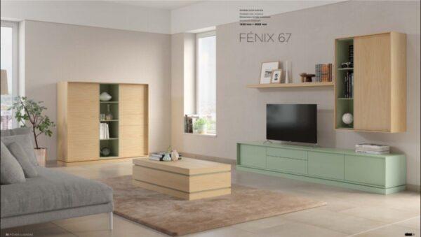 Estante Fénix 67