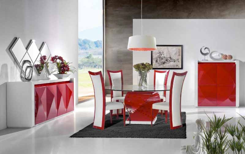 Conjunto de móveis de Sala de Jantar