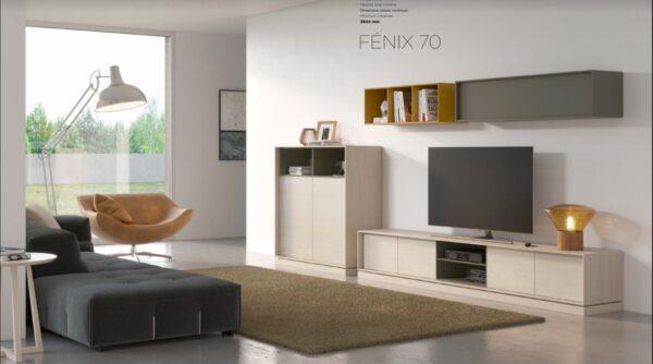 Móvel Tv 4 portas e prateleira