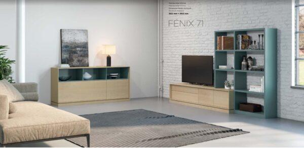 Móvel tv 2 gavetas, 2 portas